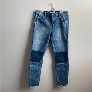PacSun Color Blocked Jeans